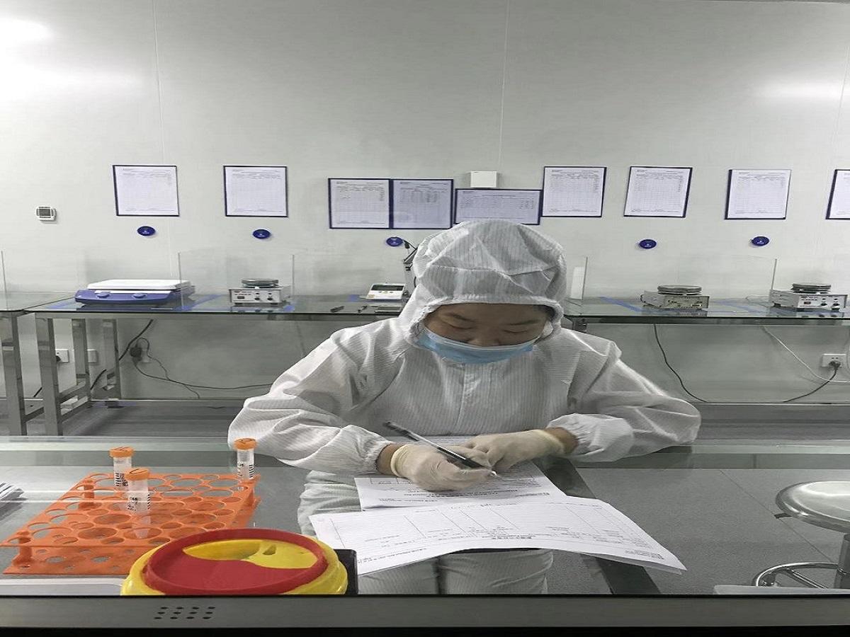 coronaviruses test kit